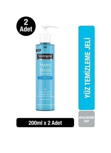 Neutrogena Hydro Boost Water Gel Temizleyici 200 Ml X2 Renksiz